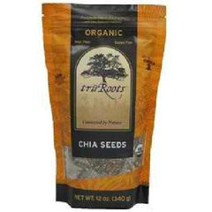 Tru Roots Chia Seeds (6x12oz ) - Rhea Manor Natural Market