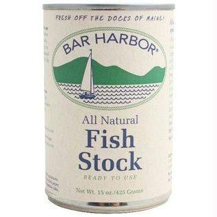 Bar Harbor Fish Stock (6x15oz ) - Rhea Manor Natural Market