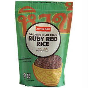Alter Eco Ruby Red Jasmine Rice (8x16oz )