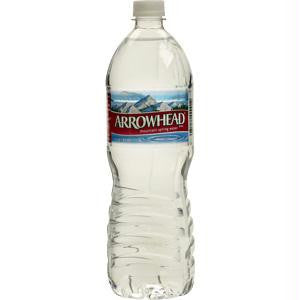 Arrowhead Water Spring Water (18x1 Ltr) - Rhea Manor Natural Market