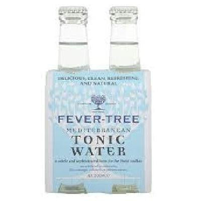 Fever-tree Medit Tonic Water (6x4pack )