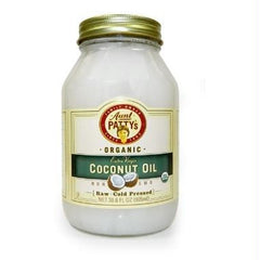 Aunt Patty's Xvr Coconut Oil (6x30.6oz ) - Rhea Manor Natural Market
