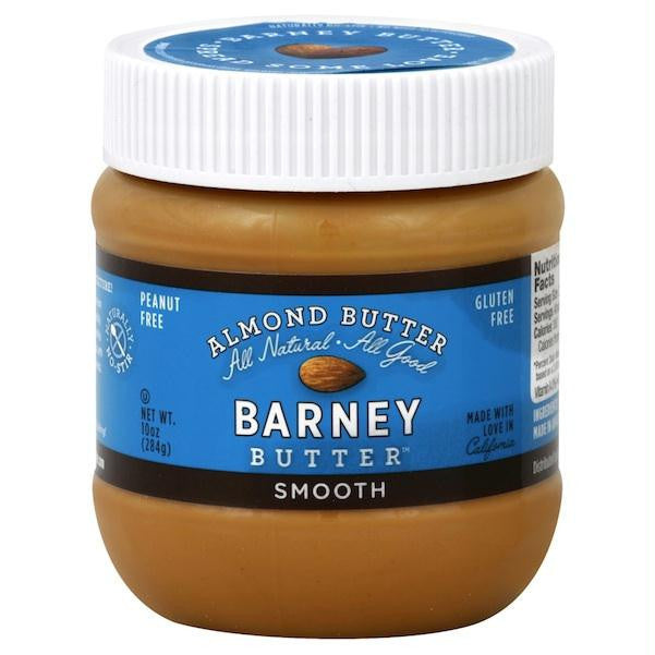 Barney Butter Smooth 10 Oz (6x10oz ) - Rhea Manor Natural Market