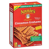 Annie's Homegrown Cinnamon Grah Crakers (12x14.4oz )