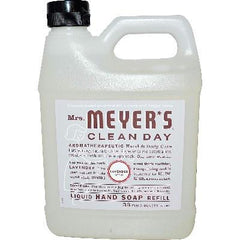 Mrs Meyers Liquid Hand Sp Refil Lavendar (6x33oz ) - Rhea Manor Natural Market