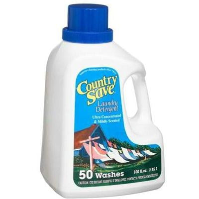 Country Save Liquid Laundry Det (4x100oz ) - Rhea Manor Natural Market