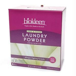 Bi-o-kleen Free & Clear Laundry Powder (1x10lb ) - Rhea Manor Natural Market