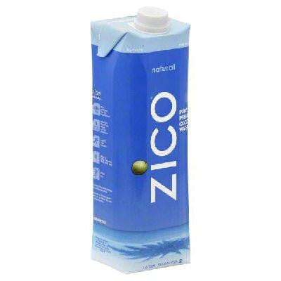 Zico Coconut Water Nat (12x33.8oz ) - Rhea Manor Natural Market