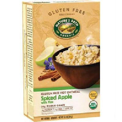 Nature's Path Spc Apple Flax Gf (6x11.3oz ) - Rhea Manor Natural Market