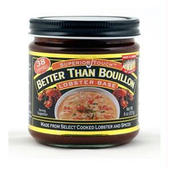 Better Than Bouillon Lobster Base (6x8oz ) - Rhea Manor Natural Market