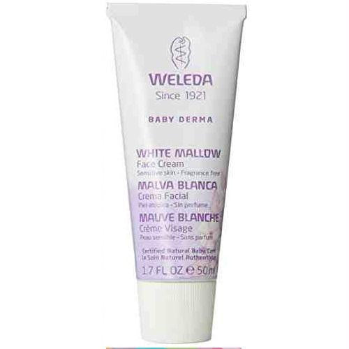 Weleda Products Face Cream, White Mallow (1.7 Oz) - Rhea Manor Natural Market