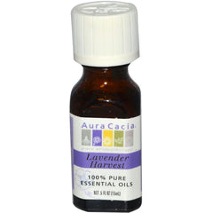 Aura Cacia Lavender Harvest (1x0.5oz ) - Rhea Manor Natural Market