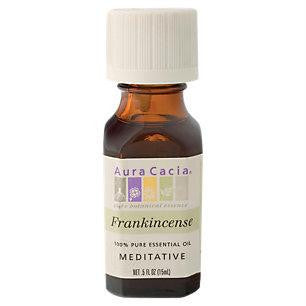 Aura Cacia Frankincense Prcs Essence (1x0.5oz ) - Rhea Manor Natural Market