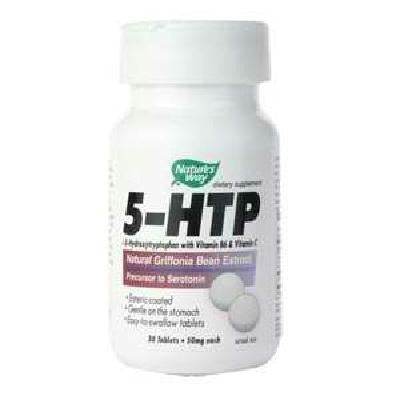 Nature's Way 5 Htp 50mg (1x30tab ) - Rhea Manor Natural Market