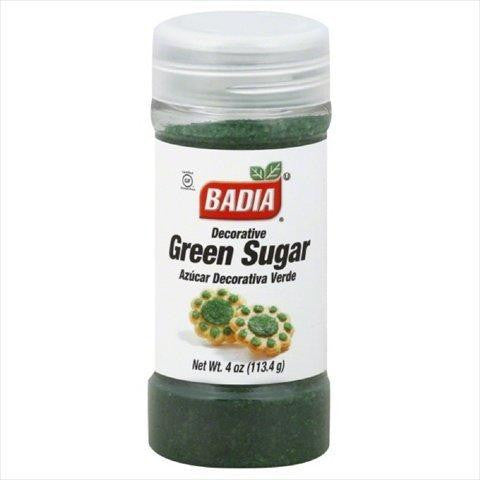 Badia Green Sugar (12x4 Oz)