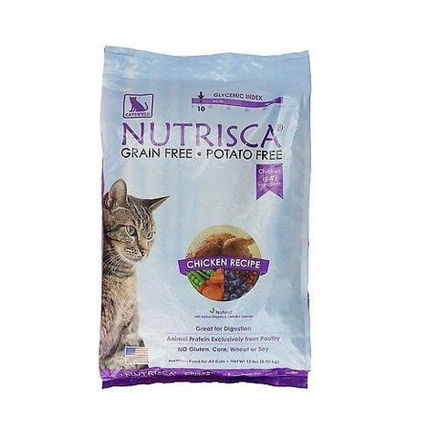 Catswell Chicken And Chickpeas Dry Cat Food  (6x4 Lb)