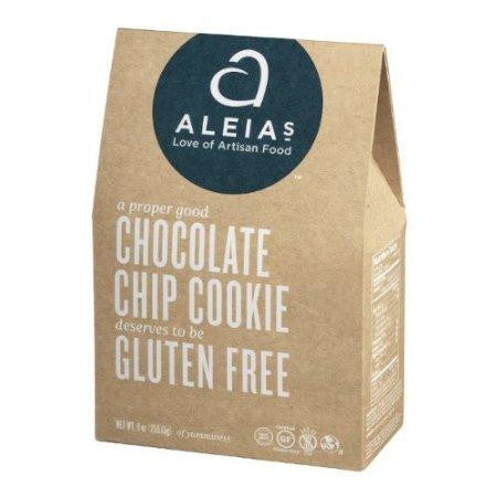 Aleia's Gluten Free Chocolate Chip Cookies (6x9 Oz)