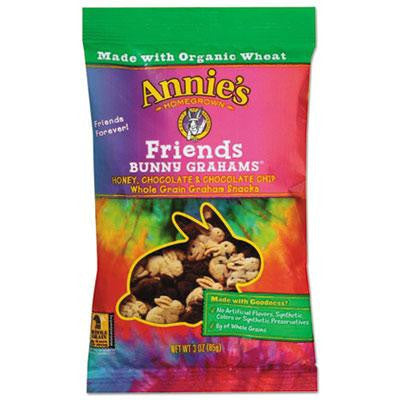 Annie's Homegrown Bunny Graham Friends (1x100 Ct)