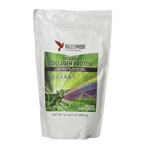 Bulletproof Upgraded Collagen Protein  (1x16 Oz)