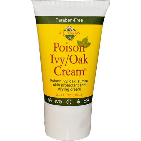 All Terrain Poison Ivy Oak Cream (2 Oz)