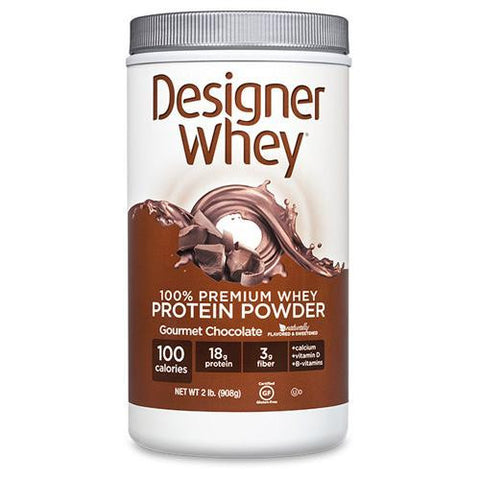 Designer Whey Protein Powder Chocolate (1x2 Lb)
