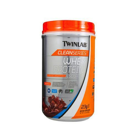Twinlab Cleanseries Whey Protein Isolate Chocolate (1x1.5 Lb)