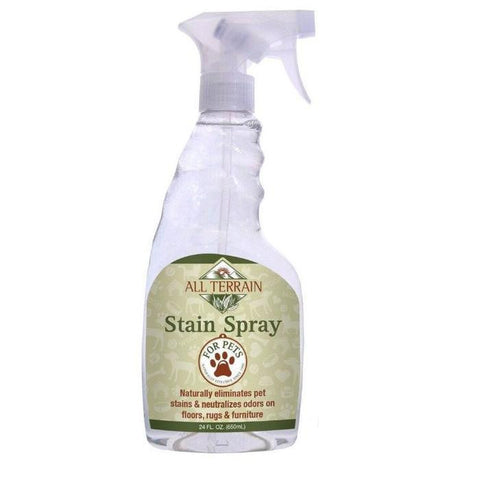 All Terrain Spray  Pet Stain  24 Oz