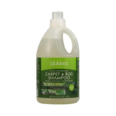 Biokleen Carpet And Rug Shampoo (64 Fl Oz)