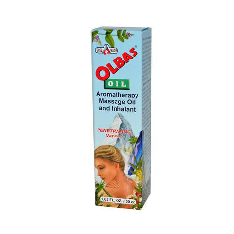 Olbas Oil 1.65 Fl Oz