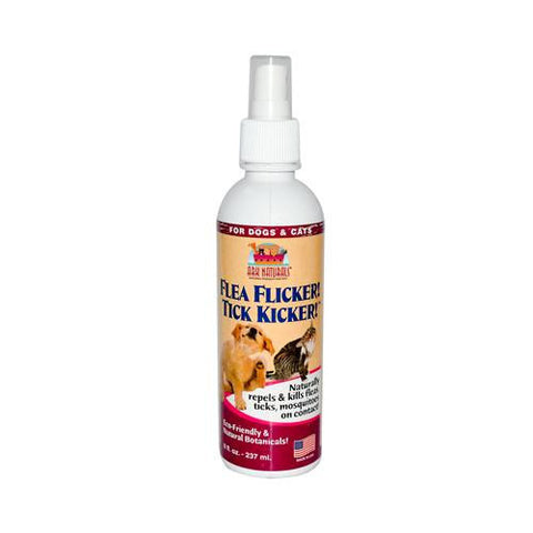 Ark Naturals Flea Flicker Tick Kicker (8 Fl Oz)