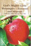 God's Mighty Little Messengers - Enzymes and Minerals - ebook