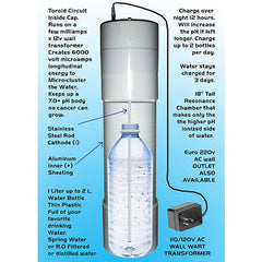 Water Smacker -Turn Drinking Water Into Micro Clustered Spring Water - Rhea Manor Natural Market