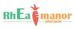 Rhea Manor Natural Market Logo | Rhea Manor Natural Market