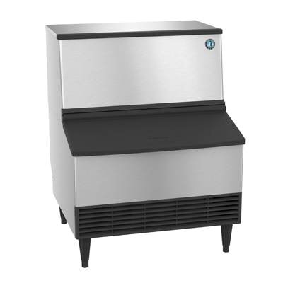 Hoshizaki Ice Cuber With Bin KM-301BAJ - Food Service Supply