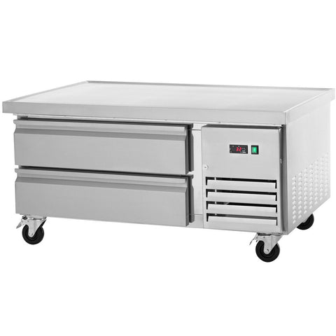 "Arctic Air 50"" Refrigerated Chef Base/ Equipment Stand ARCB48 - Food Service Supply"