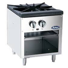 Atosa Single Burner Stock Pot Range ATSP-18-1 - Food Service Supply