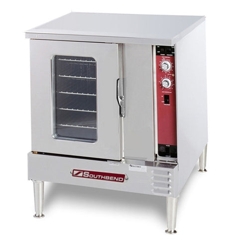 Southbend 1/2 Size Natural Gas or Electric Convection Oven GH/10SC - Food Service Supply