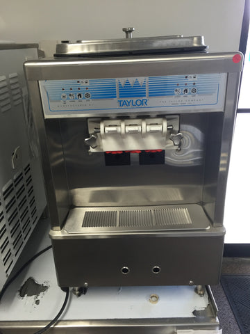 Used Taylor 161 Ice Cream Machine - Food Service Supply