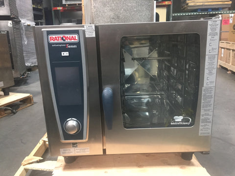 Demo Rational Ovens In Awesome Shape - Food Service Supply
