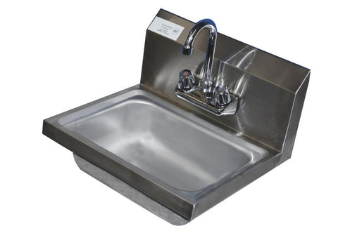 KTI HS-1000 Hand Sink Economy - Food Service Supply