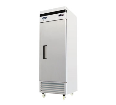 Atosa Single Door Refrigerator MBF8505GR - Food Service Supply