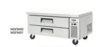 "Atosa 48"" Refrigerated Chef Base/ Equipment Stand - Food Service Supply"
