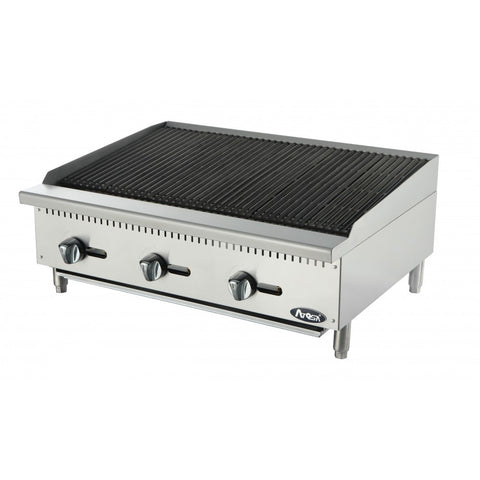 "Atosa ATRC-36 36"" Charbroiler - Food Service Supply"