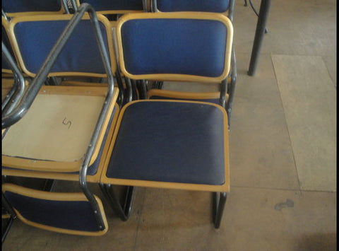used chairs - Food Service Supply