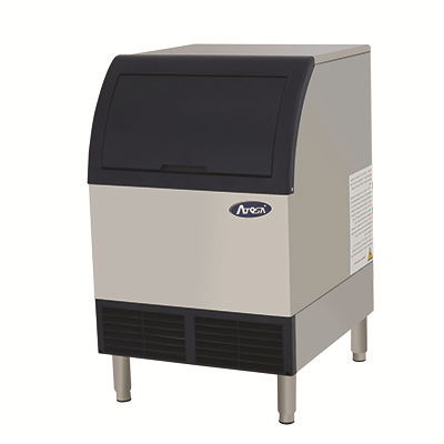 Atosa Ice Cuber 142-lb, With 88-lb Bin. - Food Service Supply