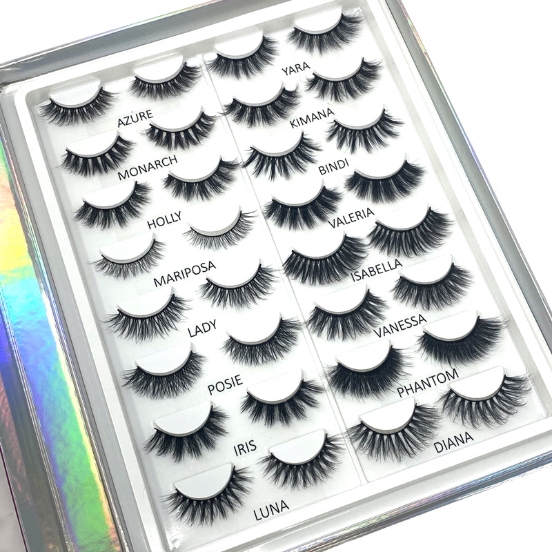 Butterfly Effect Lash Book