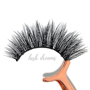faux mink lashes 3d eyelashes falsies fauxmink synthetic human hair dramatic natural cheap