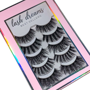 Best Sellers Lash Pack