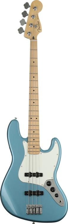 Fender Player Jazz Bass Maple Neck Tide Pool