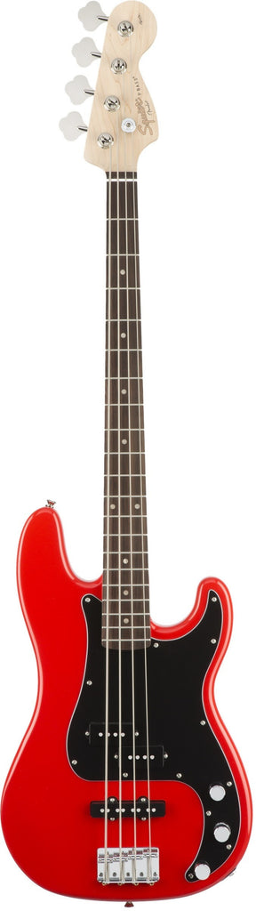 Squire Affinity PJ Bass RW Race Red